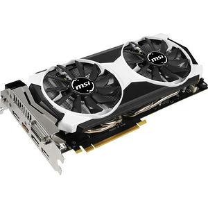 MSI GTX 980TI 6GD5T OC GeForce GTX 980 Ti Graphic Card - 1.10 GHz Core - 6 GB GDDR5 - PCI-E 3.0 x16