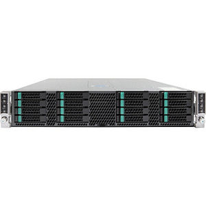 Intel H2216XXLR2 2U Server Chassis