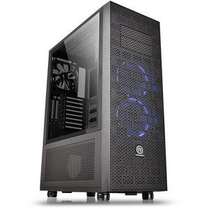 Thermaltake CA-1F8-00M1WN-02 Core X71 Tempered Glass Edition Full Tower Chassis