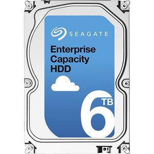 "Seagate ST6000NM0125 6 TB 3.5"" Internal Hard Drive - SATA"