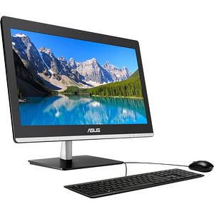 ASUS ET2031IUK-01 All-in-One Computer - Intel Celeron 2955U 1.40 GHz - 4GB DDR3L SDRAM - 500 GB HDD