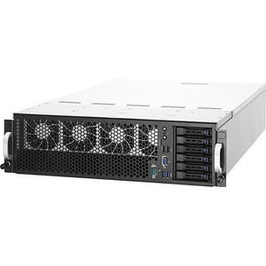 ASUS ESC8000 G3 Barebone System - 3U - Intel C612 Chipset - 8x GPU - Socket LGA 2011-v3 - 2x CPU