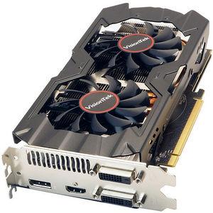 VisionTek 900808 Radeon R9 380 Graphic Card - 970 MHz Core - 2 GB GDDR5