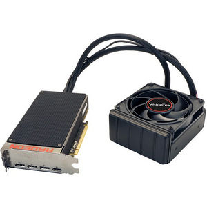 VisionTek 900814 Radeon R9 Fury X Graphic Card - 1.05 GHz Core - 4 GB HBM - PCI-E 3.0 x16