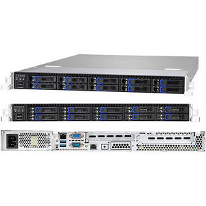 TYAN B7076G62BV10HR GT62BB7076 1U Rack Barebone - C612 Chipset - Socket R LGA-2011 - 2x CPU Support