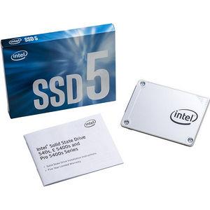 """Intel SSDSC2KW480H6X1 540s 480 GB 2.5"""" Internal Solid State Drive - SATA"""