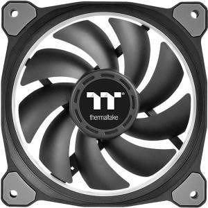Thermaltake CL-F053-PL12SW-A Riing Plus 12 LED RGB Radiator Fan TT Premium Edition (3 Fan Pack)