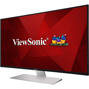 "ViewSonic VX4380-4K 43"" WLED LCD Monitor - 16:9 - 12 ms"