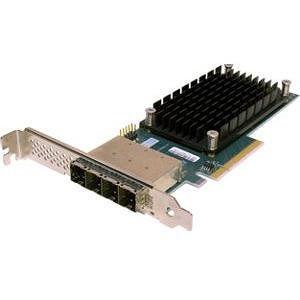 ATTO ESAH-12F0-000 ExpressSAS RAID 16-Port Ext 12Gb SAS/SATA to x8 PCIe 3.0 Host Bus LP Adapter