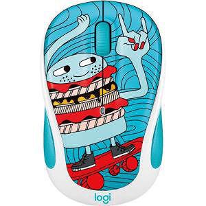 Logitech 910-005028 Doodle Collection M325c Wireless Mouse