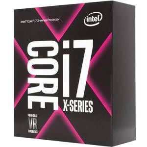 Intel BX80673I77800X Core i7 i7-7800X 6 Core 3.50 GHz Processor - Socket R4 LGA-2066 Retail Pack