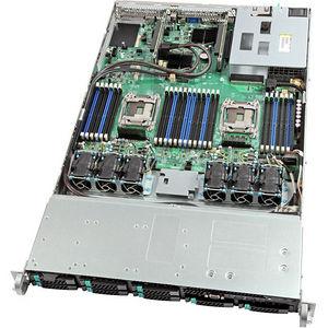 Intel VRN2208WHY8 2U Rack-mountable Barebone - C612 Chipset - Socket R3 LGA-2011 - 2 x CPU Support