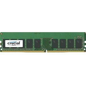 Crucial CT8G4WFS824A 8GB DDR4 SDRAM Memory Module - ECC - Unbuffered