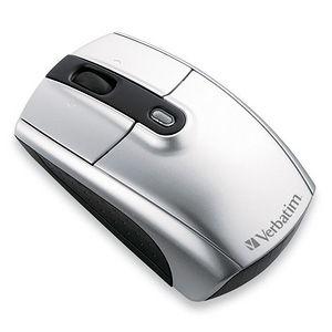 Verbatim 96672 Wireless Notebook Laser Mouse