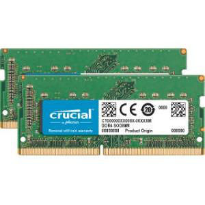 Crucial CT2K8G4S24AM 16GB (2 x 8 GB) DDR4 SDRAM Memory Module - Non-ECC - Unbuffered