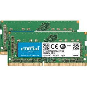 Crucial CT2K16G4S24AM 32GB (2 x 16 GB) DDR4 SDRAM Memory Module - Non-ECC - Unbuffered