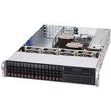 Supermicro CSE-219A-R920WB+ SuperChassis 219A-R920WB (Black) Server Case