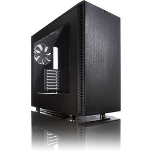 Fractal Design FD-CA-DEF-S-BK-W Define S Mid Tower Computer Case