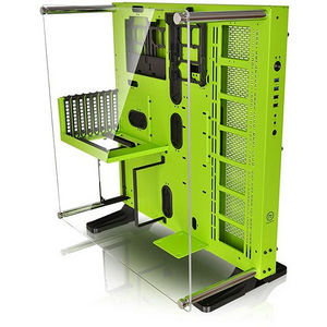 Thermaltake CA-1E7-00M8WN-00 Core P5 Green Edition ATX Open Frame PC