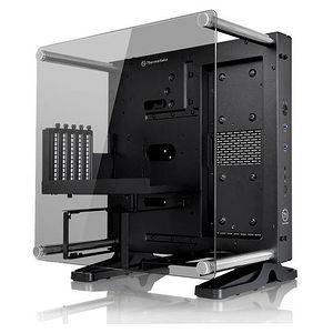 Thermaltake CA-1H9-00T1WN-00 Core P1 TG Mini ITX Wall-Mount Chassis
