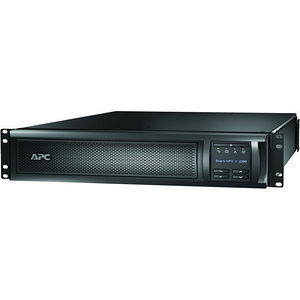 APC SMX2200R2HVNC Smart-UPS X 2200VA Rack/Tower LCD 200-240V with Network Card