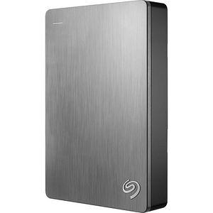 Seagate STDR5000101 Backup Plus 5 TB External Hard Drive - Silver