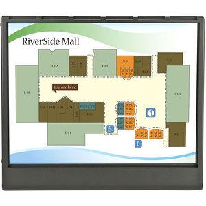 "Planar 997-6359-00LF LC1503R-C 15"" LED LCD Monitor - 8 ms"