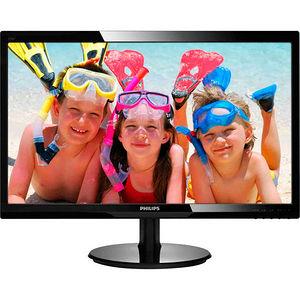 "Philips 246V5LHAB 24"" LED LCD Monitor - 16:9 - 5 ms"