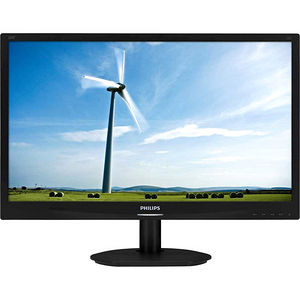 "Philips 220S4LSB 22"" LED LCD Monitor - 16:10 - 5 ms"