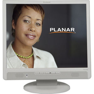"""Planar 997-5510-00 PL1910M-WH 19"""" LCD Monitor - 4:3 - 5 ms"""