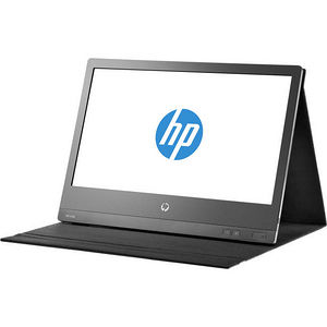 "HP C4M77A8 Promo U160 15.6"" LED LCD Monitor - 12 ms"