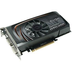 EVGA 01G-P3-1450-TR GeForce 450 Graphic Card - 822 MHz Core - 1 GB GDDR5 - PCI Express 2.0 x16