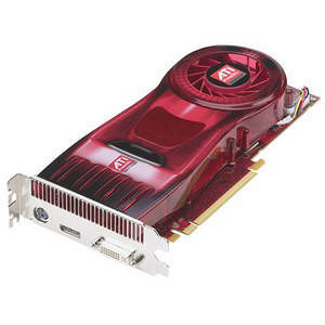 AMD 100-505523 FireGL V7700 Graphics Card