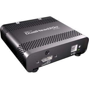Matrox D2G-DP-MIF DualHead2Go DP Edition Multiview Device