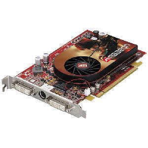 AMD 100-437510 Radeon X1600 PRO Graphics Card