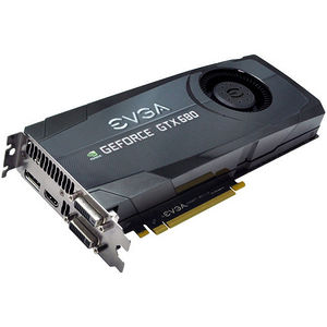 EVGA 02G-P4-2680-KR GeForce GTX 680 Graphic Card - 1.01 GHz Core - 2 GB GDDR5