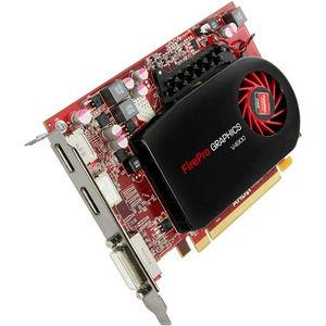 AMD 100-505844 FirePro V4900 Graphic Card - 800 MHz Core - 1 GB GDDR5 - PCI-E 2.1 x16 - Half-length