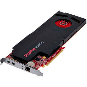 AMD 100-505688 FirePro R5000 Graphic Card - 2 GB GDDR5 - PCI Express 3.0 x16 - Single Slot