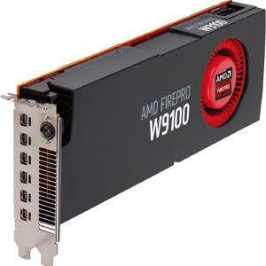 AMD 100-505977 FirePro W9100 - 16 GB GDDR5 - PCIe 3.0 x16 - Full-length/Full-height - Dual Slot