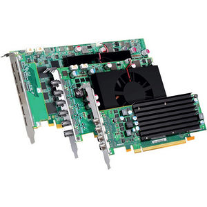 Matrox C900-E4GBF C-Series C900 Graphic Card - 4 GB GDDR5 - PCI-E 3.0 x16 - Single Slot