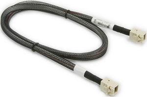 Supermicro CBL-SAST-0590 Internal MiniSAS HD PCIe NVMe 12Gbs 70cm Cable