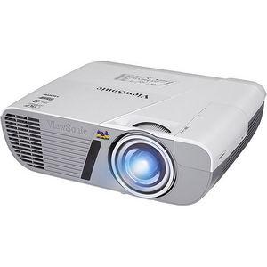 ViewSonic PJD6552LWS LightStream 3D DLP Projector - 720p - HDTV - 16:10
