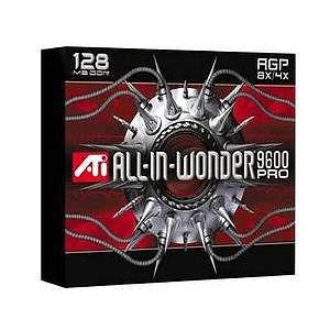 AMD 100-714120 All-In-Wonder 9600XT Graphics/TV/FM Tuner Card