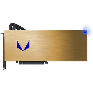 AMD 100-506062 Radeon Vega Graphic Card - 16 GB - Full-length - Dual Slot Space Required
