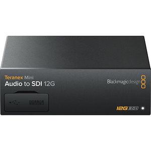 Blackmagic Design CONVNTRM/CB/AUSDI Teranex Mini - Audio to SDI 12G