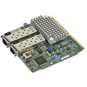 Supermicro AOC-MTGN-I2S-O 2-Port 10 Gigabit Ethernet Adapter