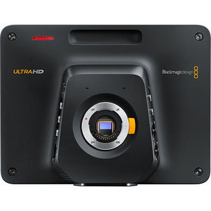 "Blackmagic Design CINSTUDMFT/UHD/2 Digital Camcorder - 10.1"" LCD - 4K"