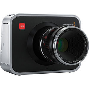 "Blackmagic Design CINECAM26KEF Digital Camcorder - 5"" - Touchscreen LCD - Full HD"