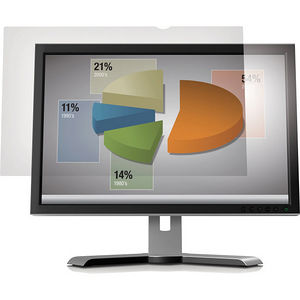 """3M AG200W9B Anti-Glare Filter for 20"""" Widescreen Monitor"""