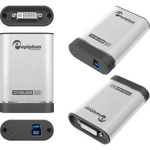 Epiphan ESP0510 DVI2USB 3.0 HDMI, DVI and VGA Video Grabber
